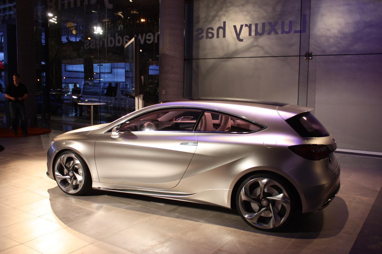 Mercedes-Benz Concept A-Class (8)