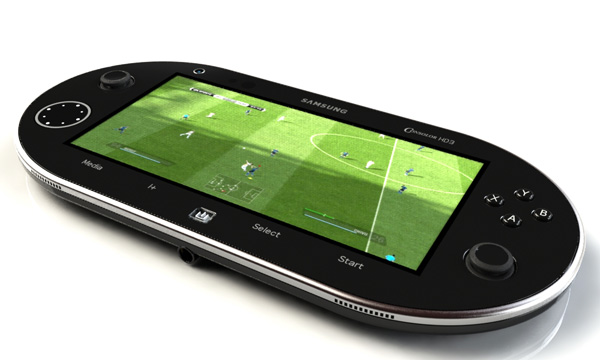 Samsung HD3 Console Concept by Dumary Joseph (5)
