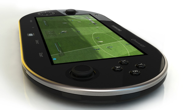 Samsung HD3 Console Concept by Dumary Joseph (4)