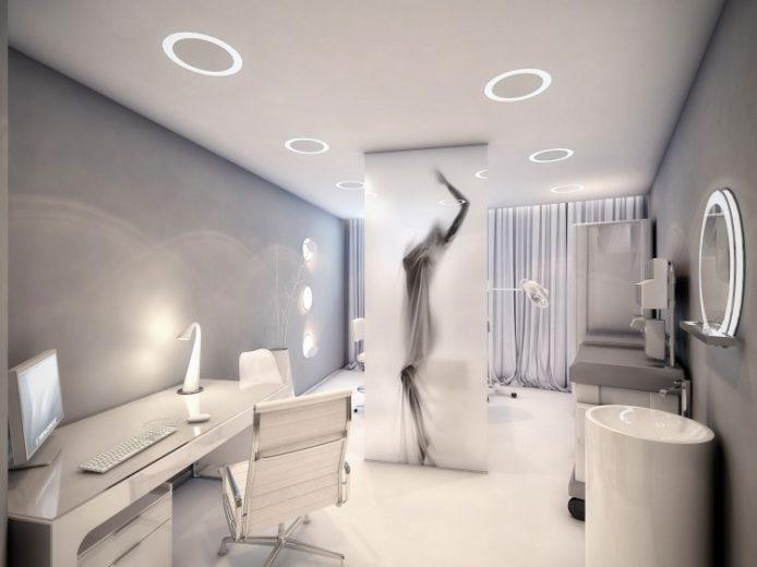 Surgery Clinic Interior Design from Geometrix Design (8)
