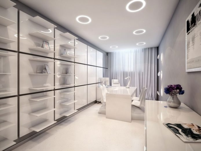 Surgery Clinic Interior Design from Geometrix Design (7)