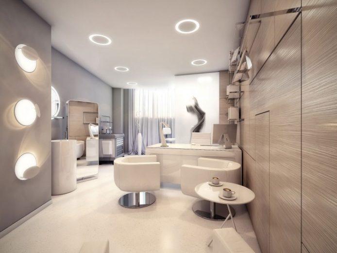 Surgery Clinic Interior Design from Geometrix Design (5)