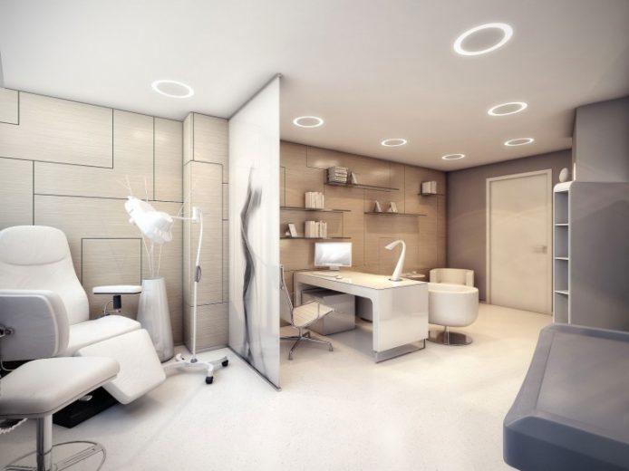 Surgery Clinic Interior Design from Geometrix Design (4)