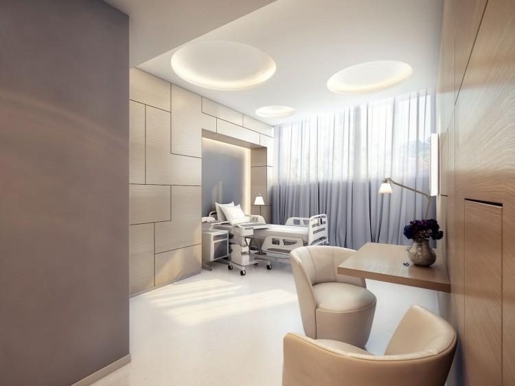 Surgery Clinic Interior Design from Geometrix Design (3)