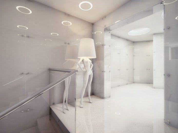 Surgery Clinic Interior Design from Geometrix Design (18)