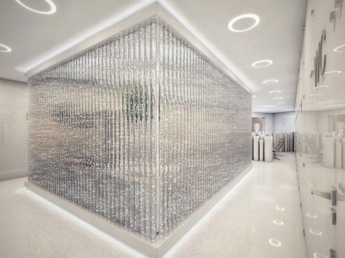 Surgery Clinic Interior Design from Geometrix Design (17)