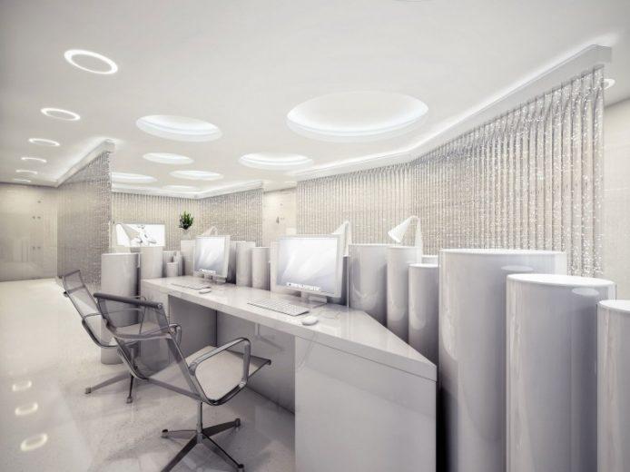 Surgery Clinic Interior Design from Geometrix Design (16)