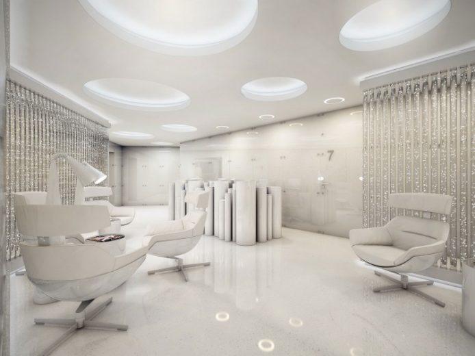 Surgery Clinic Interior Design from Geometrix Design (15)