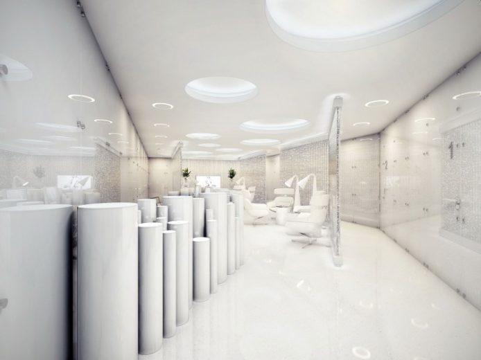 Surgery Clinic Interior Design from Geometrix Design (14)