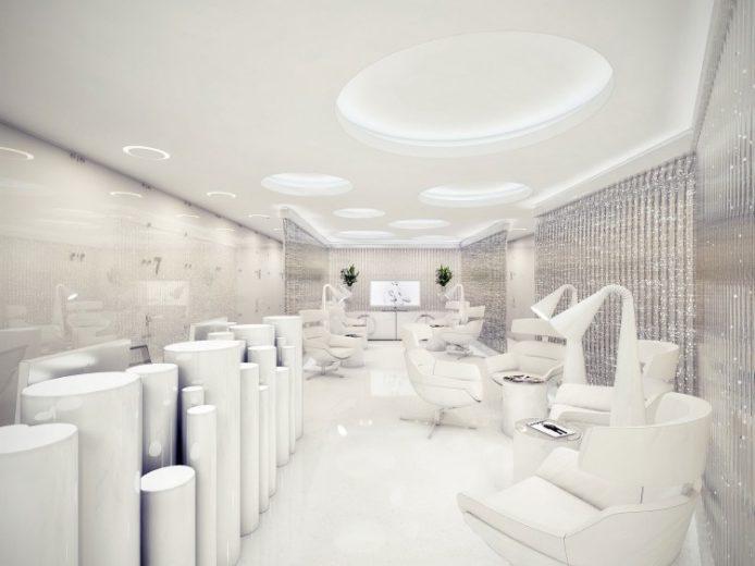 Surgery Clinic Interior Design from Geometrix Design (12)