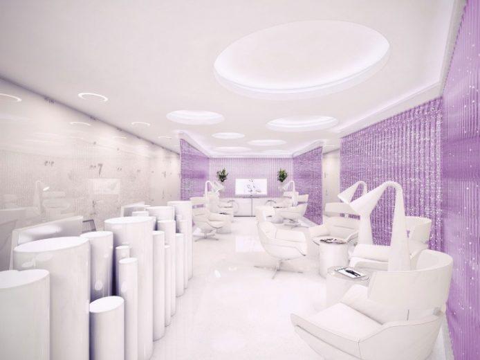 Surgery Clinic Interior Design from Geometrix Design (11)