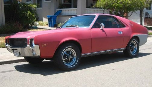 American Motors Corporation AMC AMX (31)