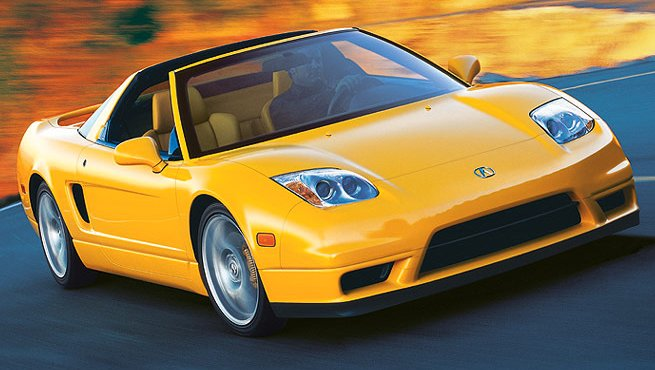 Acura NSX - Cars to Drive in a Lifetime (14)