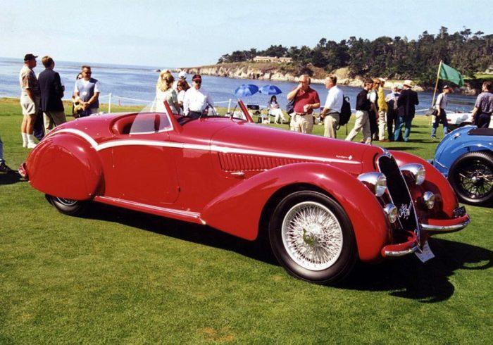 Alfa Romeo 8C 2900B 1938 (38)