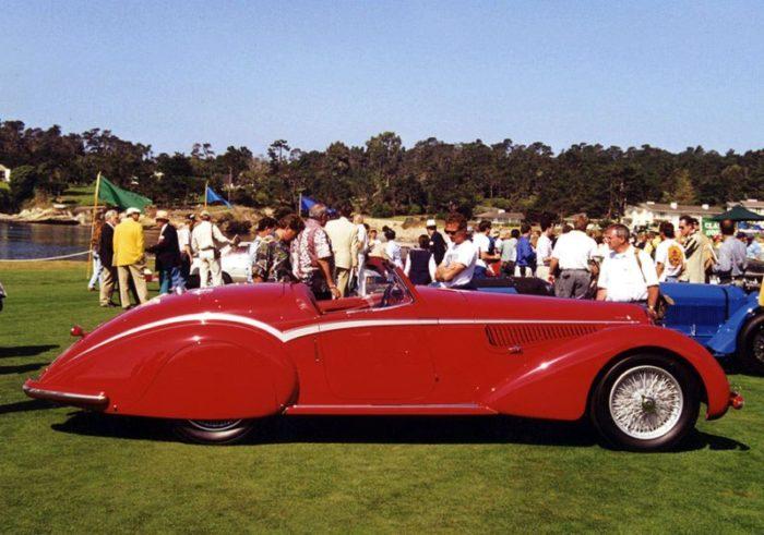 Alfa Romeo 8C 2900B 1938 (37)