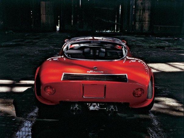 Alfa Romeo Tipo33 Stradale (9)