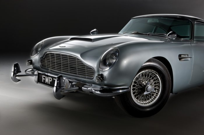 Aston Martin DB5 (2)