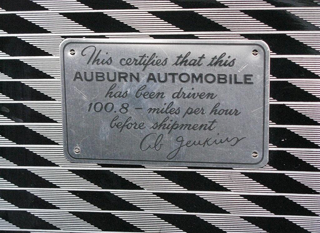 Auburn 851 Boattail Speedster (25)