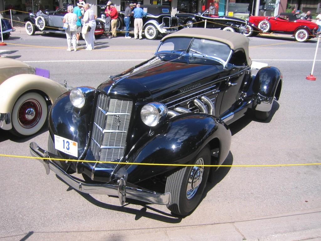 Auburn 851 Boattail Speedster (8)