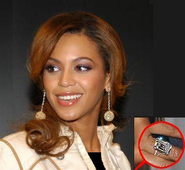 Beyonce Knowles's Ring