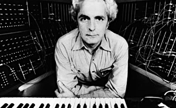 Bob Moog - Synthesized Music
