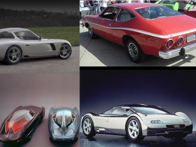 Cars to Drive in a Lifetime