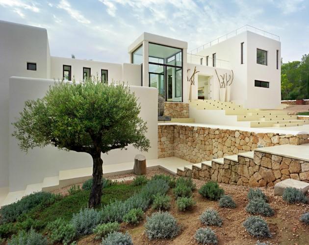 Ibiza Dream House Casa Jondal by Jamie Serra (2)