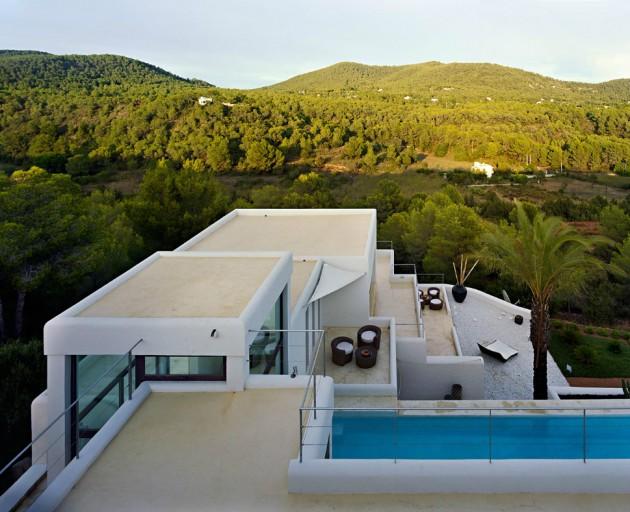 Ibiza Dream House Casa Jondal by Jamie Serra (13)