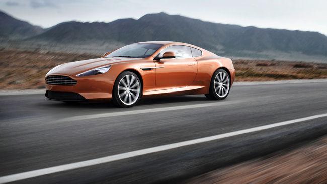 Luxury Destinations from Aston Martin