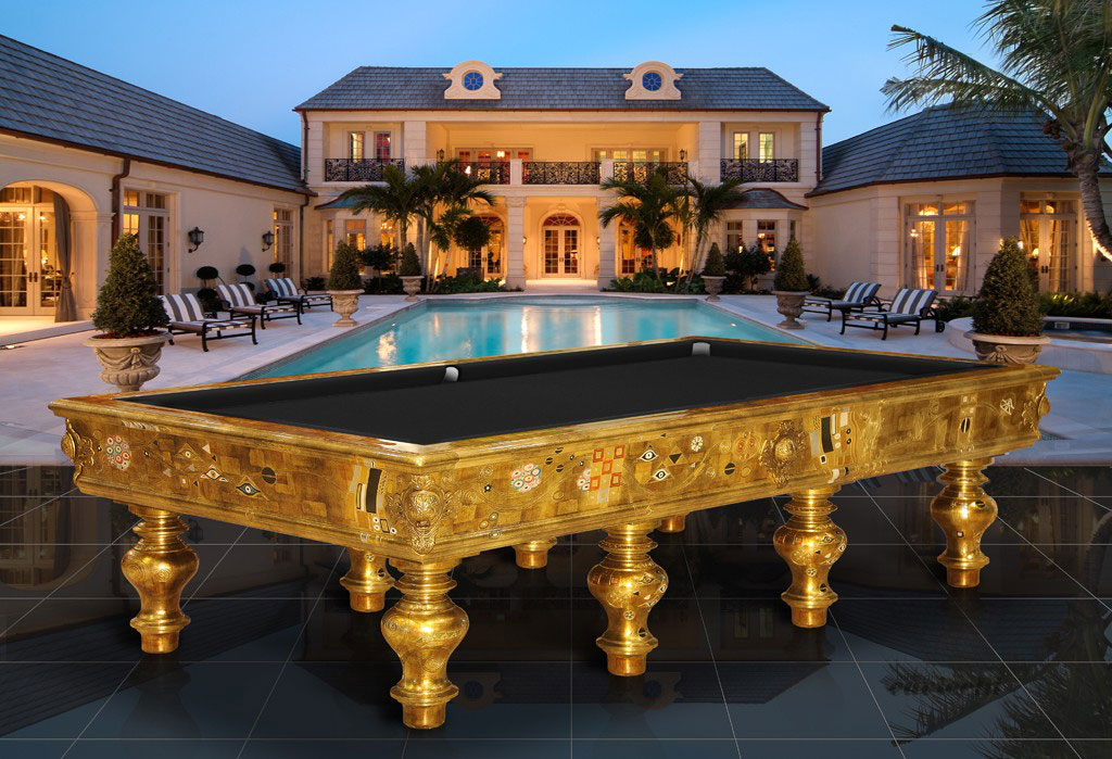 Massive Luxury Pool Table from Cavicchi (3)