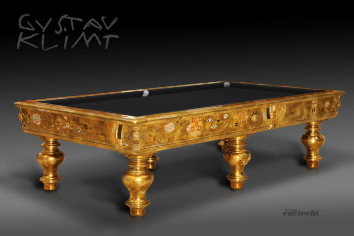 Massive Luxury Pool Table from Cavicchi (1)