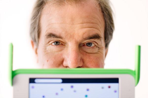 Nicholas Negroponte - One Laptop Per Child