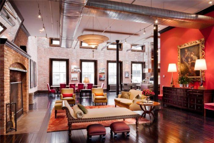 Stunning Triplex in Tribeca New York City (12)