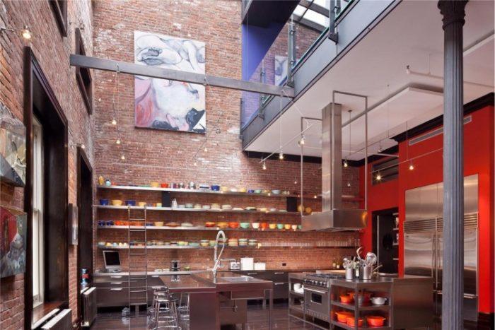 Stunning Triplex in Tribeca New York City (11)