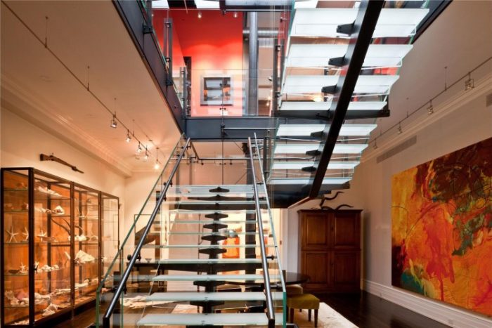 Stunning Triplex in Tribeca New York City (10)
