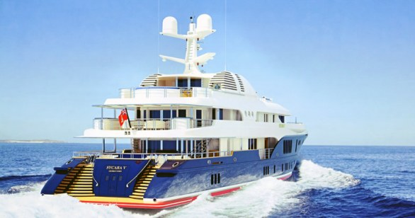 Sycara V Luxury Yacht Available for Charter (5)