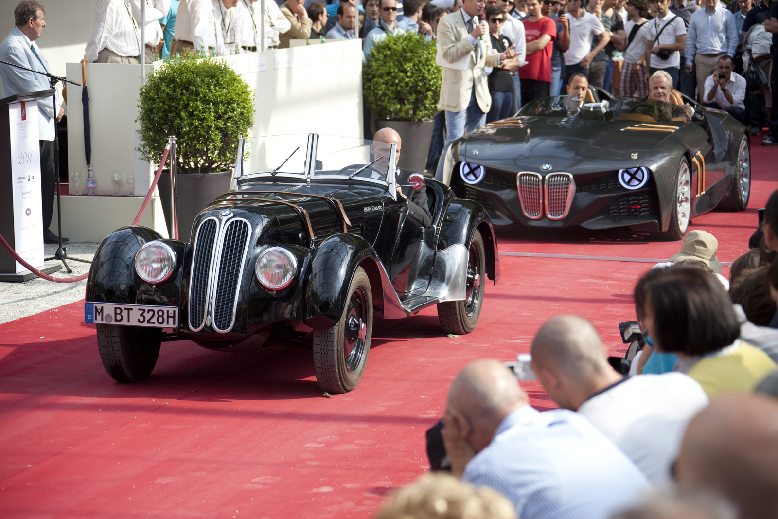The Concorso d'Eleganza Villa d'Este 2011 Names its Winners (9)
