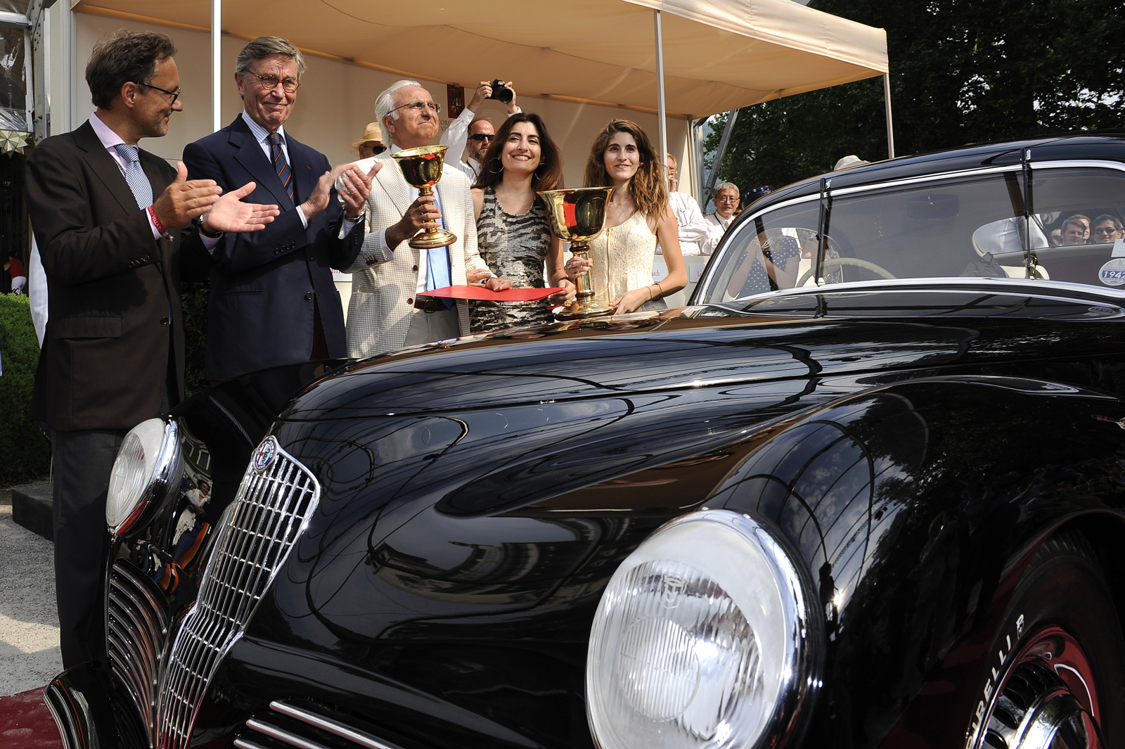 The Concorso d'Eleganza Villa d'Este 2011 Names its Winners (6)