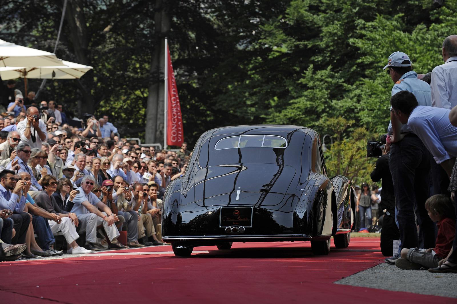The Concorso d'Eleganza Villa d'Este 2011 Names its Winners (5)
