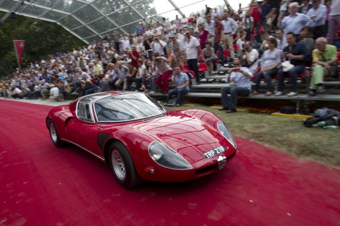 The Concorso d'Eleganza Villa d'Este 2011 Names its Winners (2)