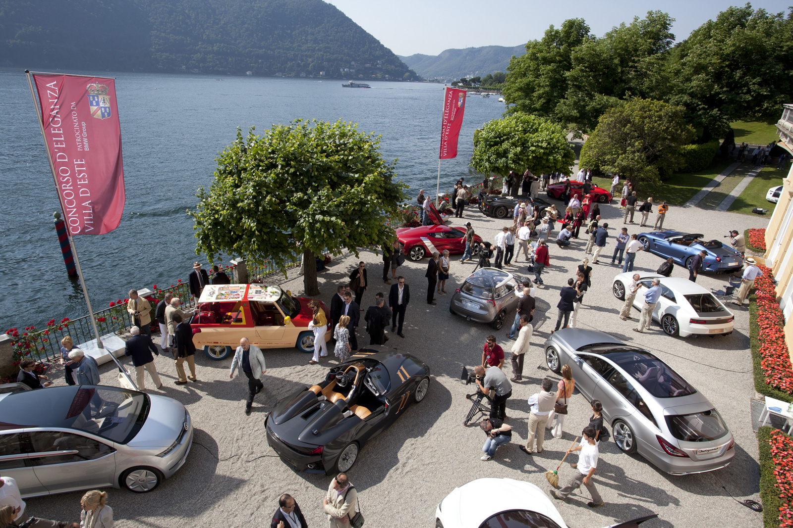 The Concorso d'Eleganza Villa d'Este 2011 Names its Winners (16)