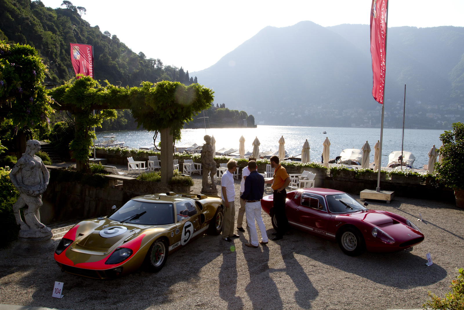 The Concorso d'Eleganza Villa d'Este 2011 Names its Winners (14)