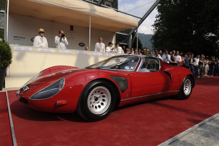The Concorso d'Eleganza Villa d'Este 2011 Names its Winners (13)