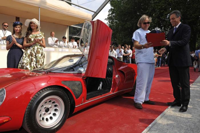 The Concorso d'Eleganza Villa d'Este 2011 Names its Winners (12)