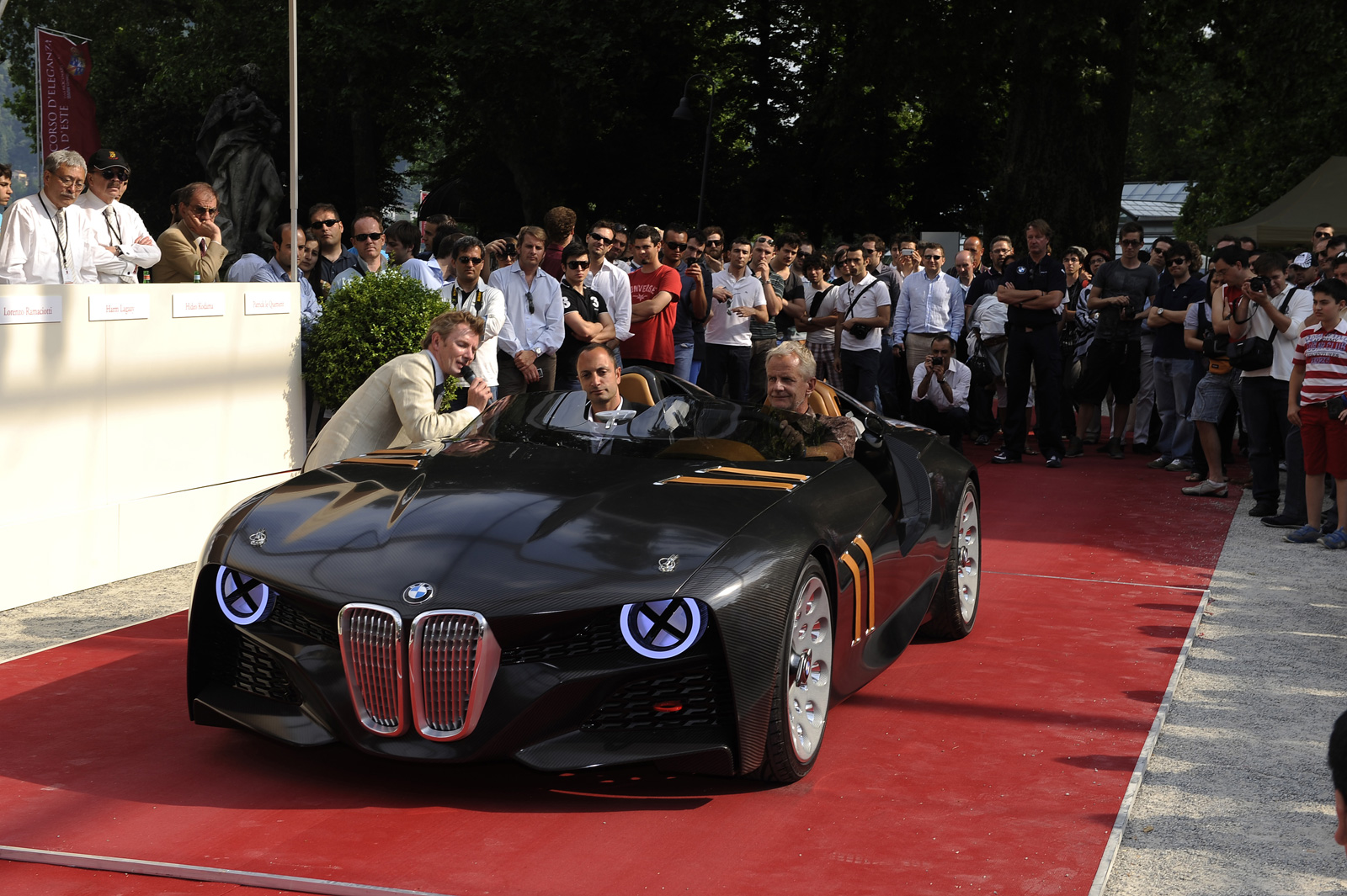 The Concorso d'Eleganza Villa d'Este 2011 Names its Winners (10)
