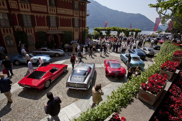 The Concorso d'Eleganza Villa d'Este 2011 Names its Winners (1)