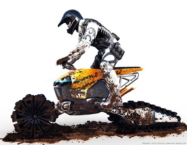 TrakRok Trike by Alexei Mikhailov (5)