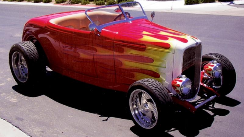 1932 Ford Highboy Roadster (38)