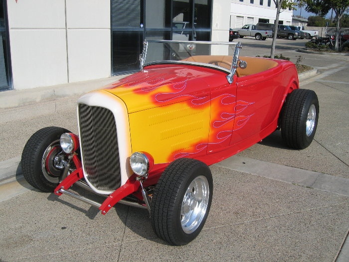 1932 Ford Highboy Roadster (36)
