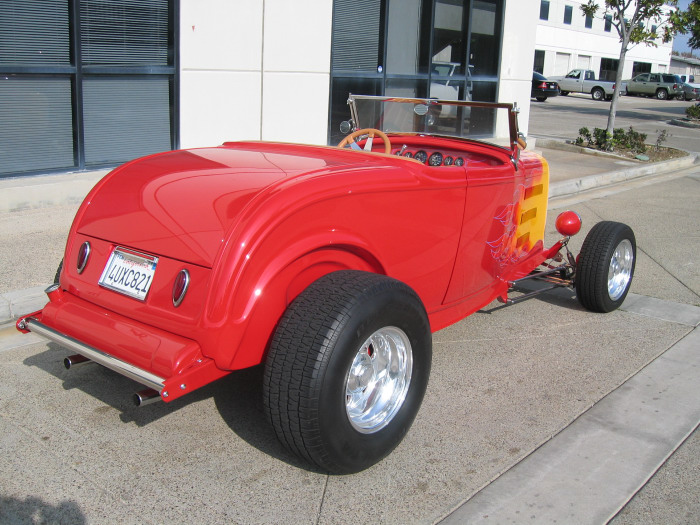 1932 Ford Highboy Roadster (32)